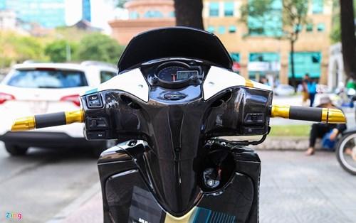 Honda SH bien ngu quy do tren 200 trieu cua biker Sai Gon hinh anh 15