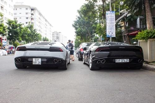McLaren 650S cua Minh Nhua tu hop bo 3 Lamborghini hinh anh 3