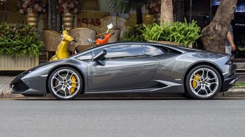 McLaren 650S cua Minh Nhua tu hop bo 3 Lamborghini hinh anh 4