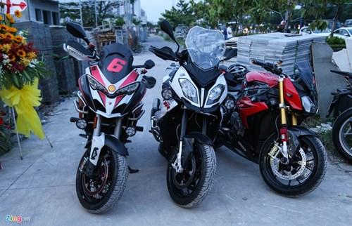 Hang chuc moto va sieu xe tap trung o Sai Gon hinh anh 12
