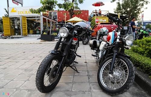Hang chuc moto va sieu xe tap trung o Sai Gon hinh anh 6