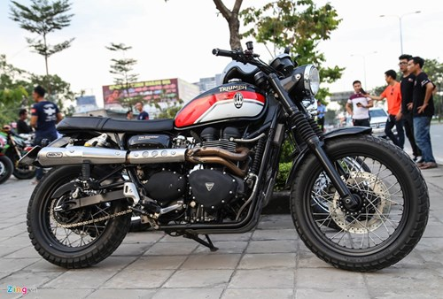 Hang chuc moto va sieu xe tap trung o Sai Gon hinh anh 5