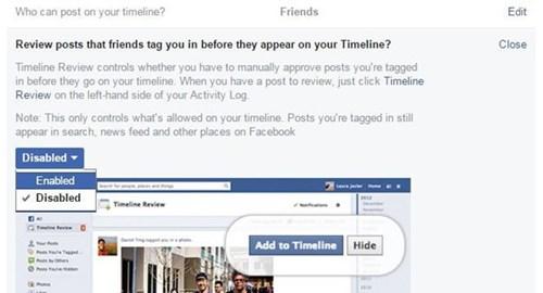 5 cai dat bao mat nguoi dung Facebook nen biet hinh anh 1