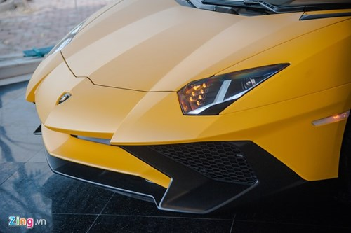 Sieu xe mui tran Lamborghini Aventador Roadster doc nhat VN hinh anh 4