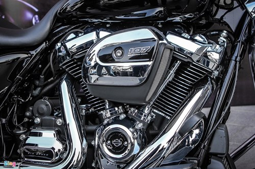 Harley-Davidson Road King 2017 gia hon 1 ty tai Ha Noi hinh anh 8