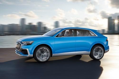 Audi Q8 concept: Thach thuc moi cua BMW X6 hinh anh 3
