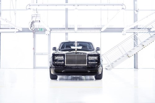 Rolls-Royce Phantom cuoi cung xuat xuong hinh anh 2
