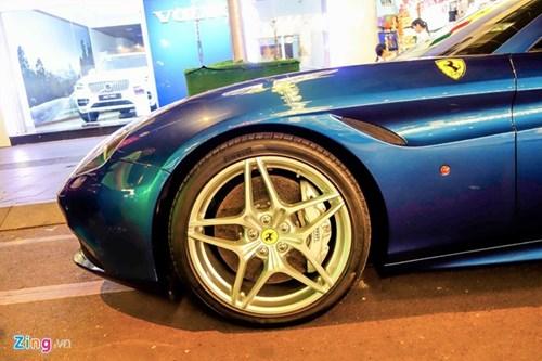 Sieu xe Ferrari California T thu hai xuat hien o Sai Gon hinh anh 5