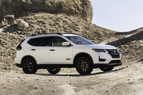 chicago 2017 choang ngop nissan x trail do la mat