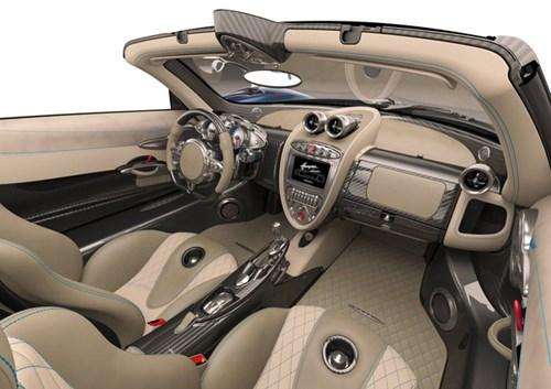 Siêu xe Pagani Huayra mui trần chính thức trình làng, giá 54,7 tỷ Đồng - Ảnh 11.