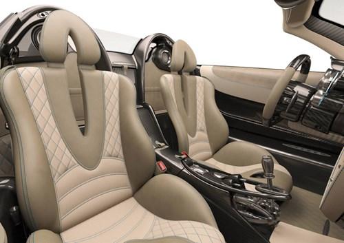 Siêu xe Pagani Huayra mui trần chính thức trình làng, giá 54,7 tỷ Đồng - Ảnh 12.