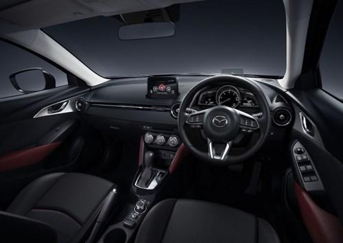 Crossover khiến người Việt phát thèm Mazda CX-3 2017 trình làng tại Đông Nam Á - Ảnh 2.