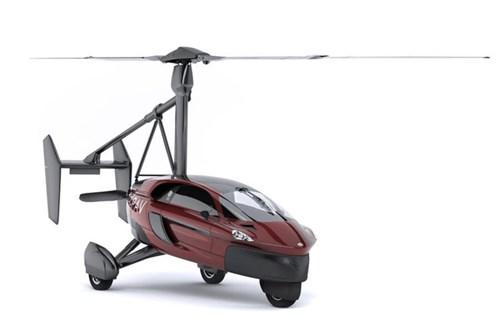 PAL-V Liberty - Ô tô bay sắp trình làng, giá khoảng 600.000 USD - Ảnh 7.