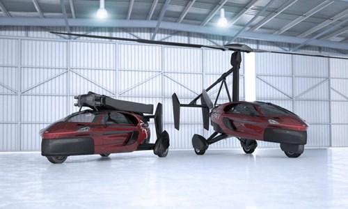 PAL-V Liberty - Ô tô bay sắp trình làng, giá khoảng 600.000 USD - Ảnh 10.