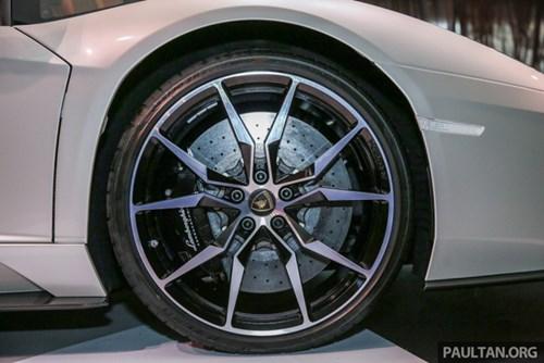 Cận cảnh Lamborghini Aventador S giá 9,22 tỷ Đồng chưa thuế tại Đông Nam Á - Ảnh 9.