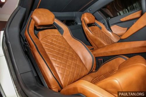 Cận cảnh Lamborghini Aventador S giá 9,22 tỷ Đồng chưa thuế tại Đông Nam Á - Ảnh 16.