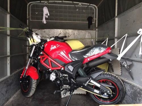 Xôn xao với Ducati Monster 110 giá 38 triệu Đồng tại Việt Nam - Ảnh 9.