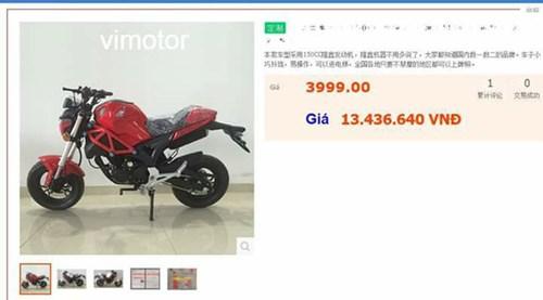 Xôn xao với Ducati Monster 110 giá 38 triệu Đồng tại Việt Nam - Ảnh 10.