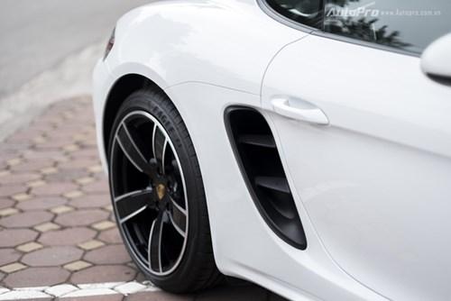 Khám phá Porsche 718 Cayman giá 4,5 tỷ Đồng tại Việt Nam - Ảnh 7.