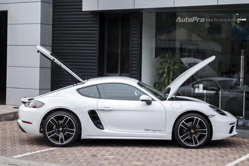 Khám phá Porsche 718 Cayman giá 4,5 tỷ Đồng tại Việt Nam - Ảnh 16.