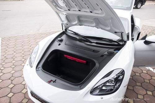 Khám phá Porsche 718 Cayman giá 4,5 tỷ Đồng tại Việt Nam - Ảnh 9.