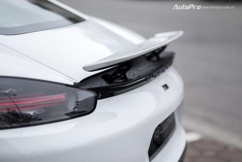 Khám phá Porsche 718 Cayman giá 4,5 tỷ Đồng tại Việt Nam - Ảnh 8.