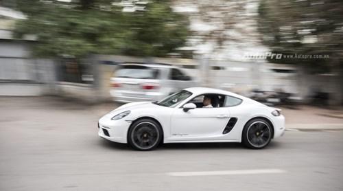 Khám phá Porsche 718 Cayman giá 4,5 tỷ Đồng tại Việt Nam - Ảnh 12.