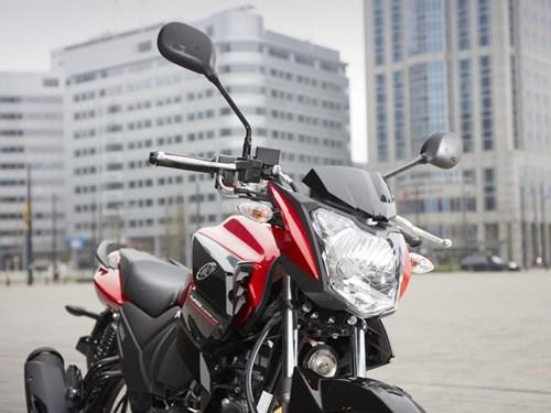 Yamaha YS125 - Xe naked bike cho người mới chơi mô tô - Ảnh 5.