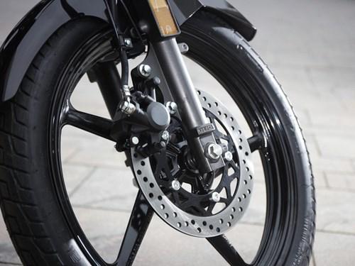 Yamaha YS125 - Xe naked bike cho người mới chơi mô tô - Ảnh 9.