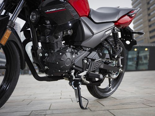 Yamaha YS125 - Xe naked bike cho người mới chơi mô tô - Ảnh 11.