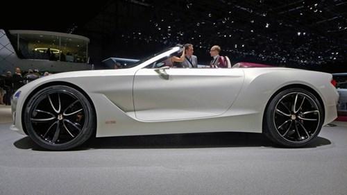 Bentley EXP 12 Speed 6e - Xe mui trần sang trọng và độc đáo - Ảnh 3.