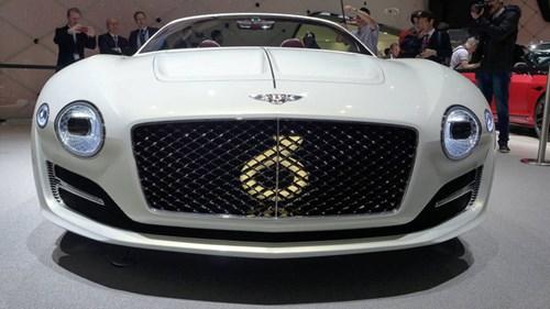 Bentley EXP 12 Speed 6e - Xe mui trần sang trọng và độc đáo - Ảnh 5.