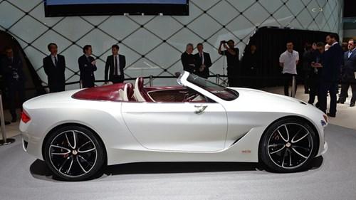 Bentley EXP 12 Speed 6e - Xe mui trần sang trọng và độc đáo - Ảnh 13.