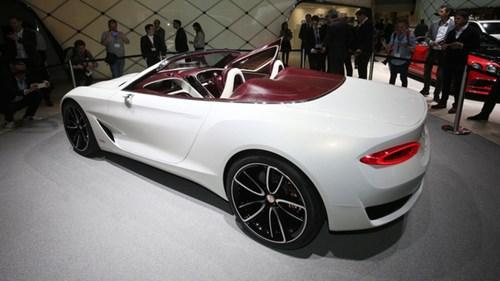 Bentley EXP 12 Speed 6e - Xe mui trần sang trọng và độc đáo - Ảnh 14.