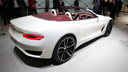 Bentley EXP 12 Speed 6e - Xe mui trần sang trọng và độc đáo - Ảnh 15.