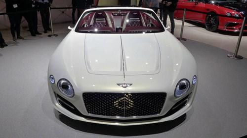 Bentley EXP 12 Speed 6e - Xe mui trần sang trọng và độc đáo - Ảnh 17.