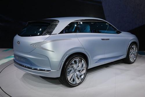 Đây là hình ảnh xem trước cho mẫu SUV xanh tương lai của Hyundai - Ảnh 5.
