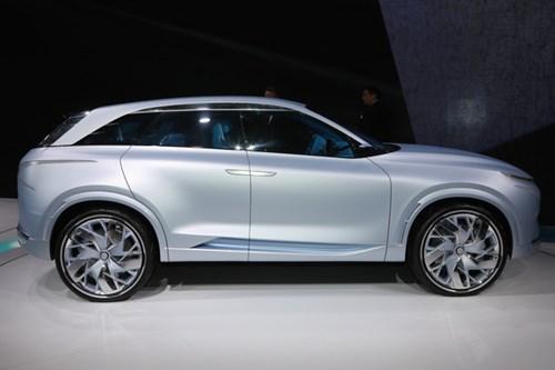 Đây là hình ảnh xem trước cho mẫu SUV xanh tương lai của Hyundai - Ảnh 7.
