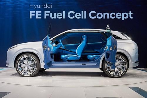 Đây là hình ảnh xem trước cho mẫu SUV xanh tương lai của Hyundai - Ảnh 8.