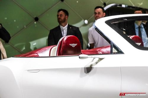 Bentley EXP 12 Speed 6e - Xe mui trần sang trọng và độc đáo - Ảnh 9.