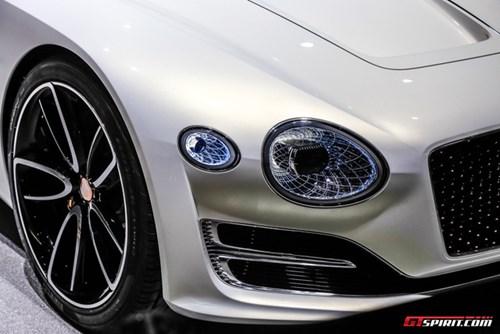 Bentley EXP 12 Speed 6e - Xe mui trần sang trọng và độc đáo - Ảnh 7.