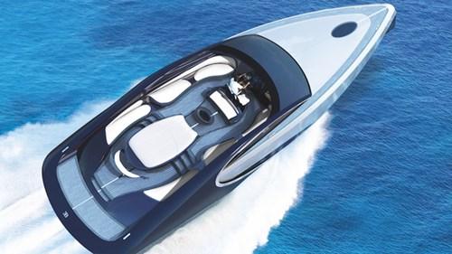 Sau Lexus, hãng siêu xe Bugatti cũng sản xuất du thuyền thể thao - Ảnh 3.