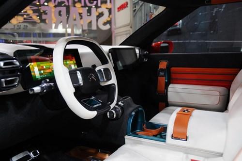 7 mẫu xe concept ấn tượng nhất tại Geneva Motor Show 2017 - Ảnh 4.