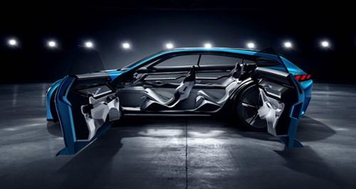 7 mẫu xe concept ấn tượng nhất tại Geneva Motor Show 2017 - Ảnh 8.
