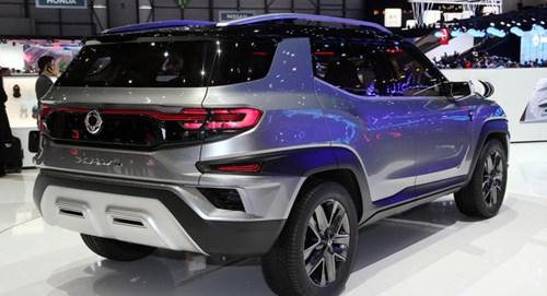 7 mẫu xe concept ấn tượng nhất tại Geneva Motor Show 2017 - Ảnh 9.