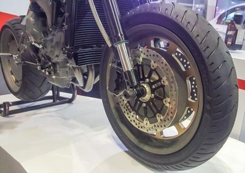 Siêu mô tô độ hàng thửa Motul Onirika 2853 lần đầu xuất hiện tại Việt Nam - Ảnh 20.