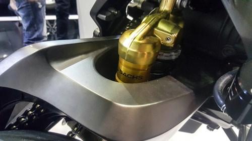 Siêu mô tô độ hàng thửa Motul Onirika 2853 lần đầu xuất hiện tại Việt Nam - Ảnh 15.