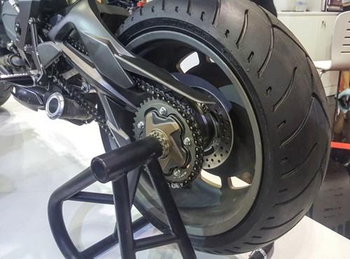 Siêu mô tô độ hàng thửa Motul Onirika 2853 lần đầu xuất hiện tại Việt Nam - Ảnh 16.