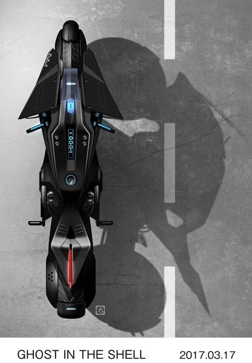 Siêu tay ga Honda NM4 Vultus đồng hành cùng Scarlett Johansson trong phim mới - Ảnh 4.