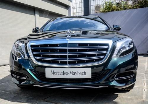 Chi tiết xe siêu sang Mercedes-Maybach S400 4Matic nhưng giá chỉ bằng xe sang - Ảnh 2.